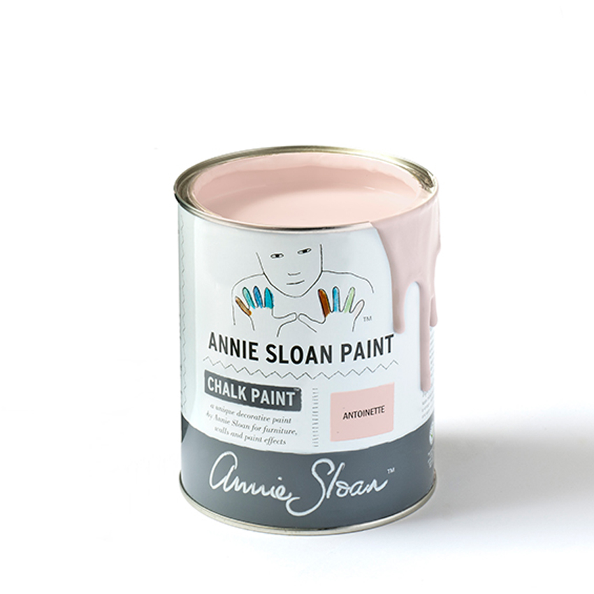 Antoinette Chalk Paint kredna-barva-Annie-Sloan-Farbarela