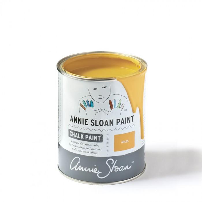 Arles Chalk Paint kredna barva Annie Sloan Farbarela