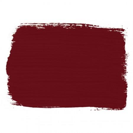 Burgundy Chalk Paint kredna barva Annie Sloan   Farbarela