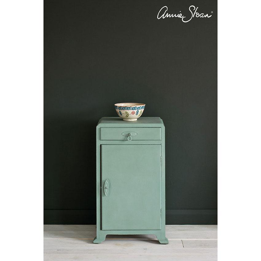 Duck Egg Blue Chalk Paint kredna barva Annie Sloan Farbarela