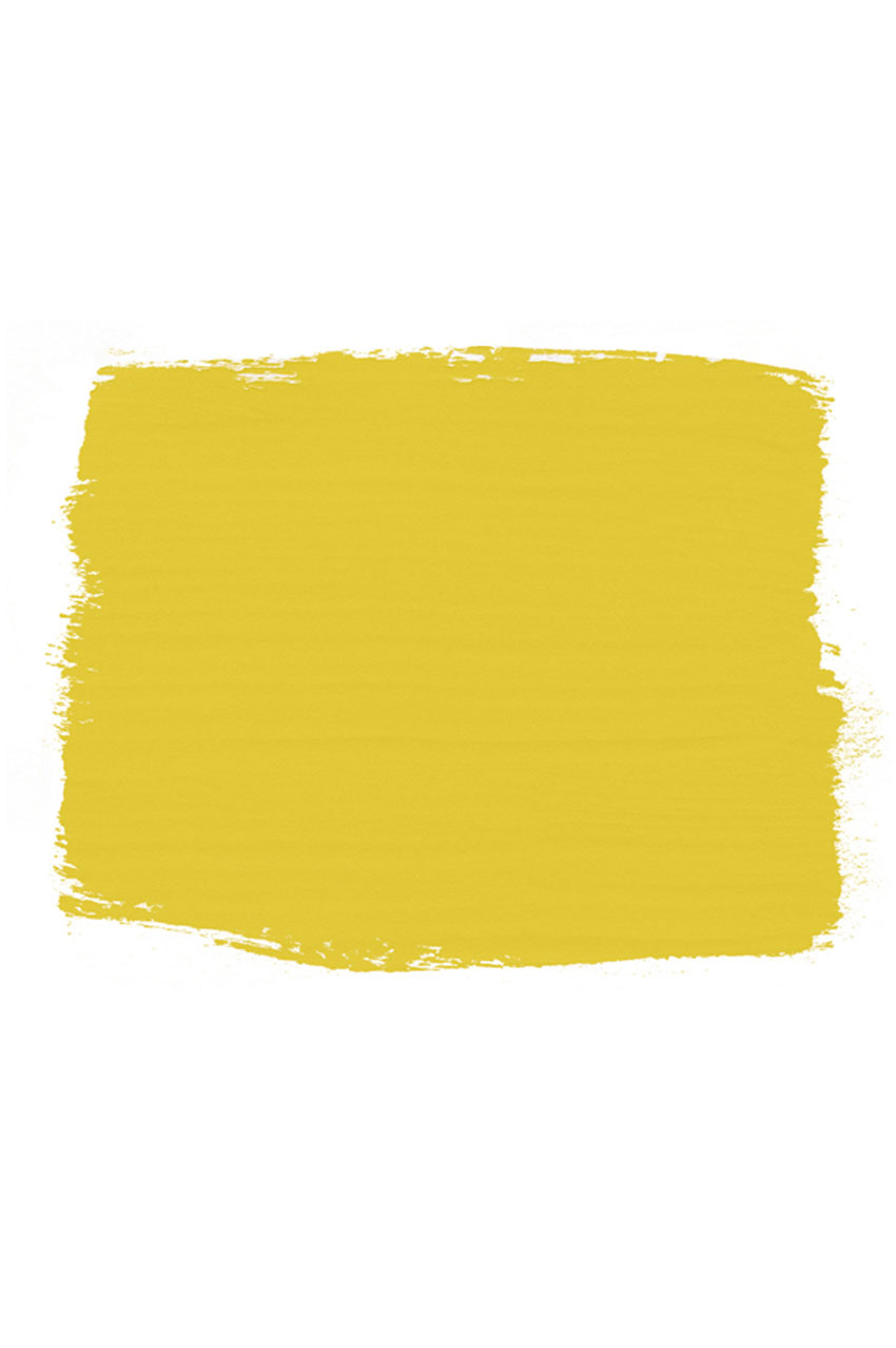 English_Yellow_Annie_Sloan_Chalk_Paint_swatch