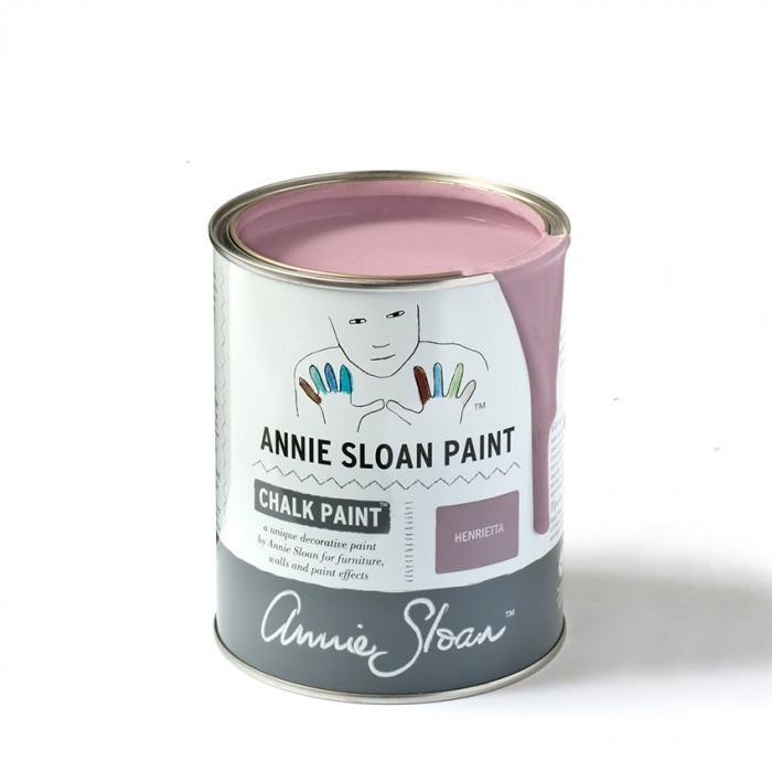 Henrietta Chalk Paint kredna barva Annie Sloan Farbarela