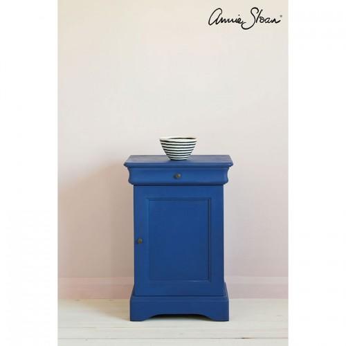 Napoleonic Blue Chalk Paint kredna barva Annie Sloan Farbarela