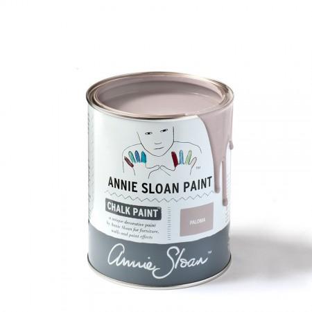 Paloma Chalk Paint kredna barva Annie Sloan Farbarela