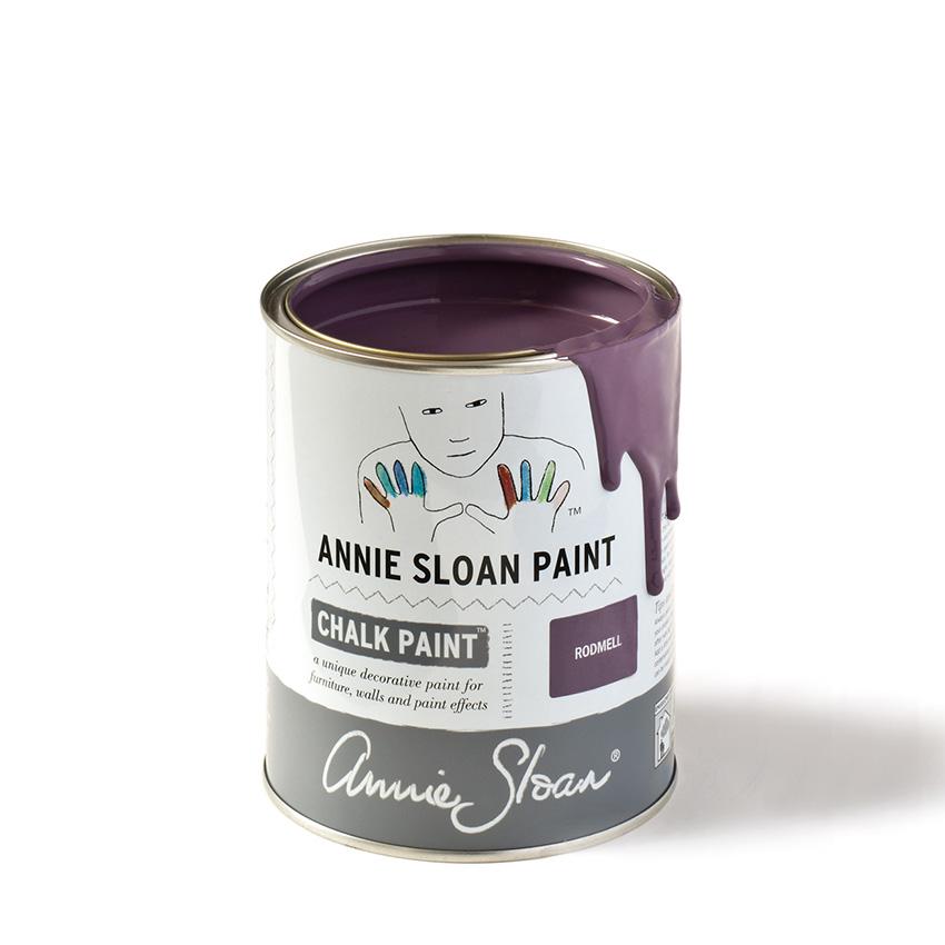 Rodmell Chalk Paint kredna barva Annie Sloan Farbarela