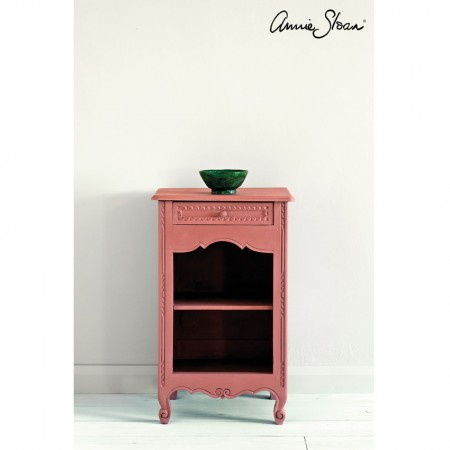 Scandinavian Pink Chalk Paint kredna barva Annie Sloan Farbarela