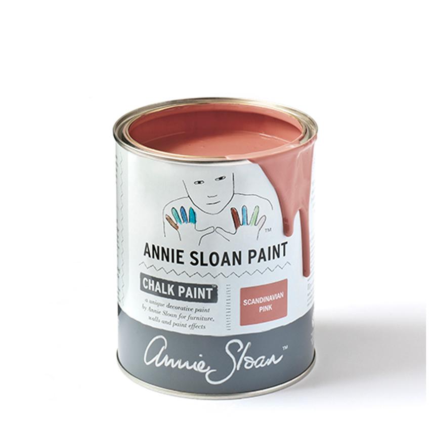 ScandinaScandinavian Pink Chalk Paint kredna-barva-Annie-Sloan-Farbarelavian-Pink-Chalk-Paint-kredna-barva-Annie-Sloan-Farbarela