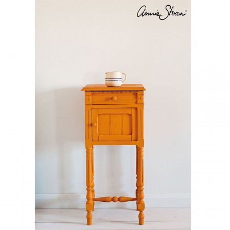 Barcelona Orange Chalk Paint kredna barva Annie Sloan Farbarela