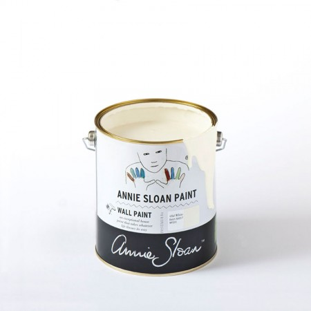 zidna barva Old White annie sloan Wall Paint 2.5-litres