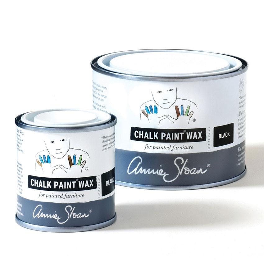 Črni vosek Chalk Paint®