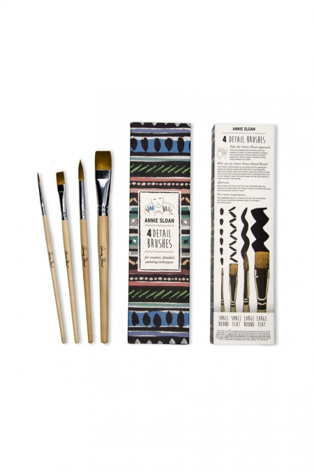 Detail-Brush- Set copisev a detajle