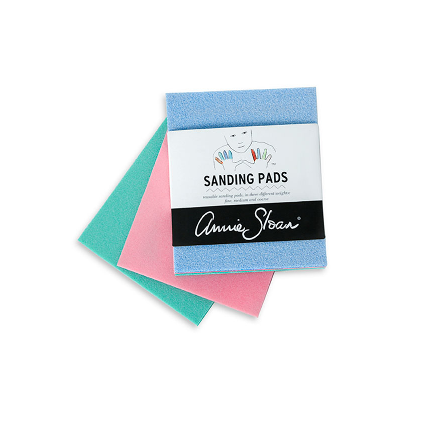brusilne blazinice Annie Sloan sanding-Pads