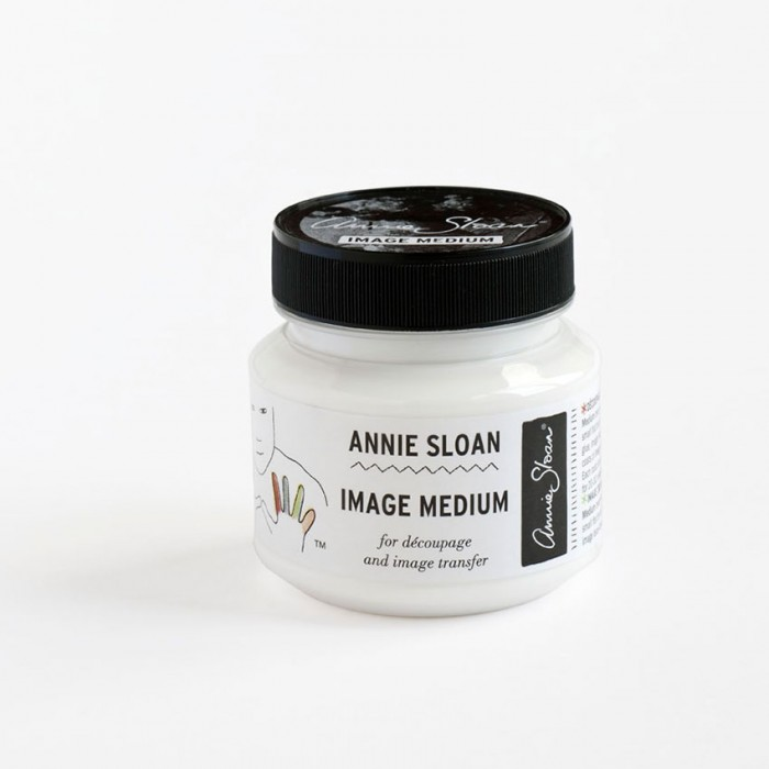 lepilo in lak decoupage transfer Annie-Sloan-Image-Medium