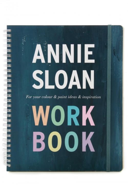 skicirka Annie Sloan Work Book