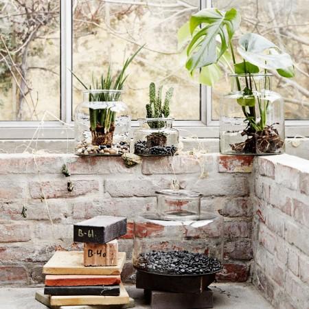 steklene vaze