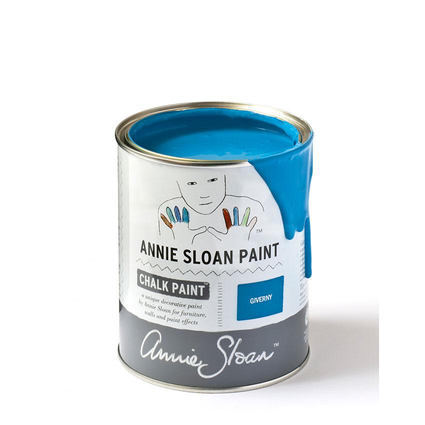 Giverny Chalk Paint kredna barva Annie Sloan Farbarela