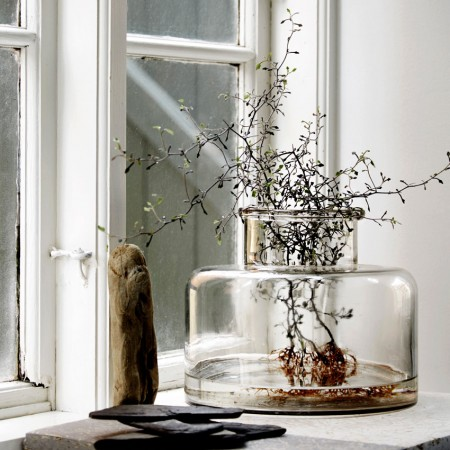 Steklena vaza