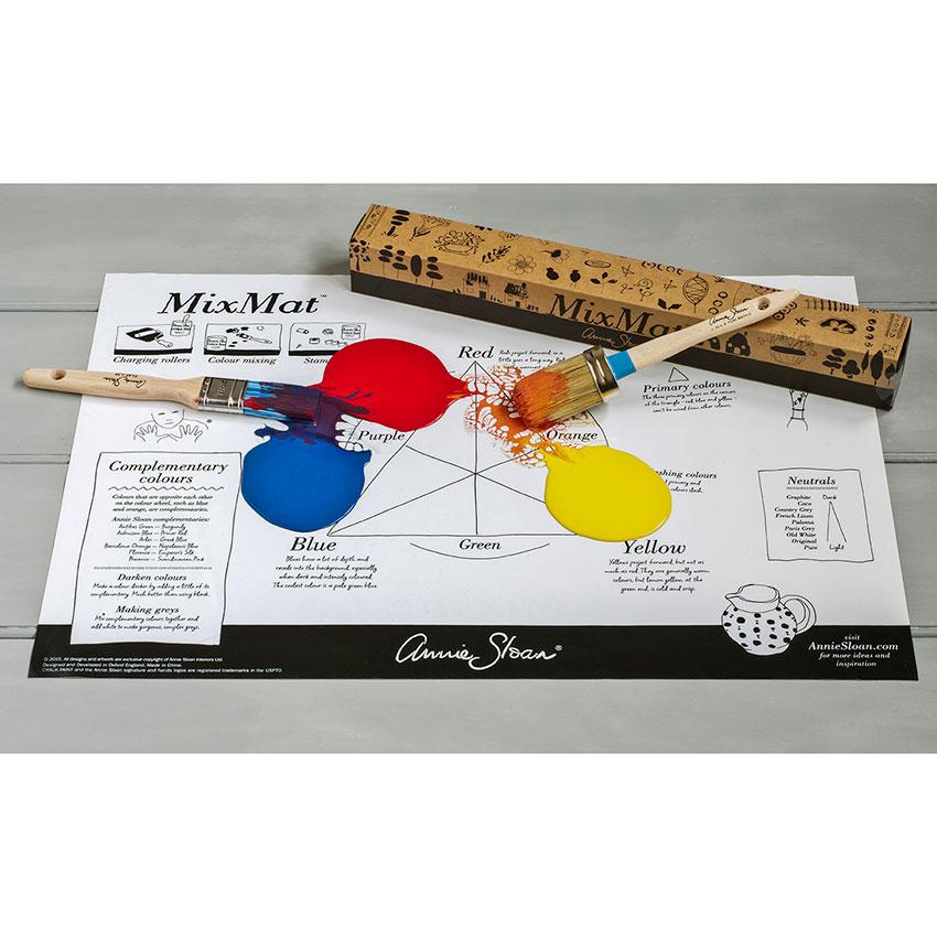 MixMat™ podlaga za mešanje barv