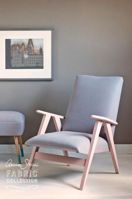 Blago tkanina fabric Annie Sloan Scandinavian Pink Provence