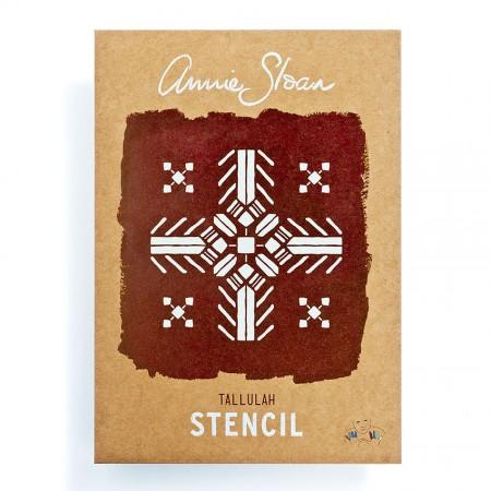 Šablona Tallulah Annie Sloan Stencil