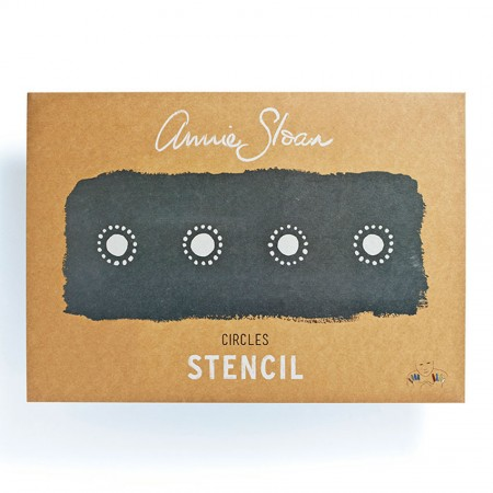 Šablona Circles Annie Sloan Stencil