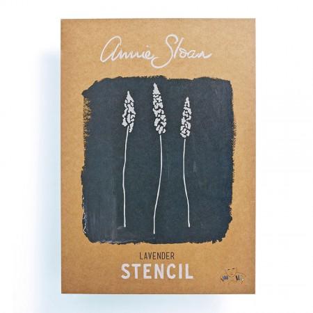 Šablona Lavender Annie Sloan Stencil