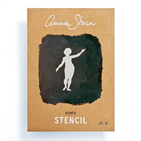 Šablona Nymph Annie Sloan Stencil