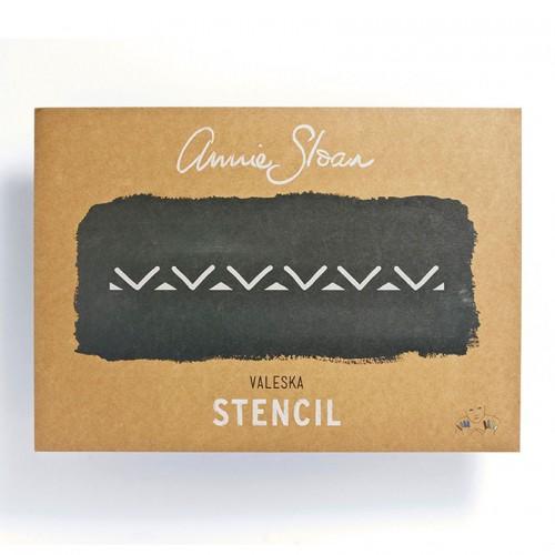Šablona Valeska Annie Sloan Stencil