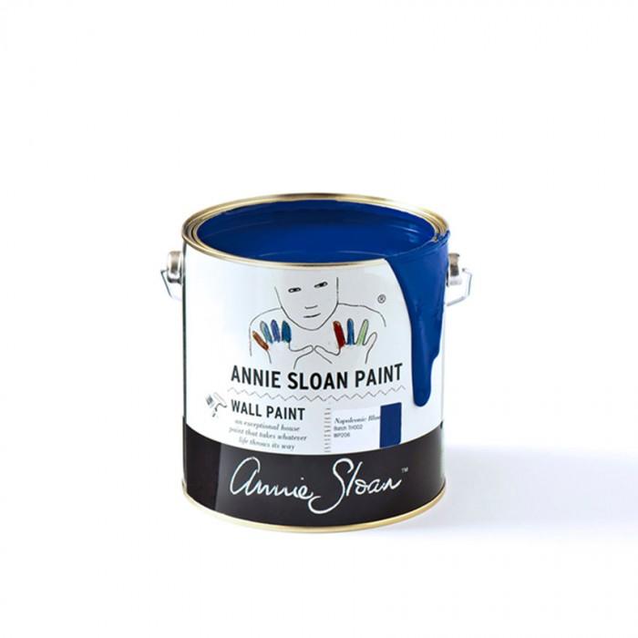 zidna barva Napoleonic Blue AnnieSloan-WallPaint