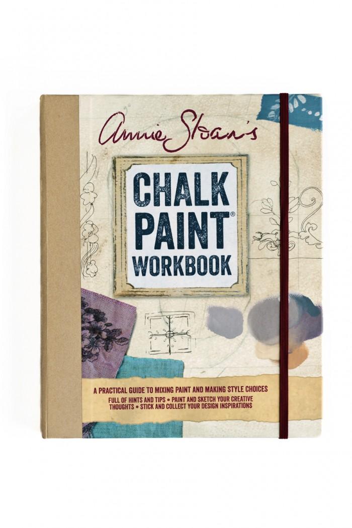 skicirka Chalk Paint WorkBook