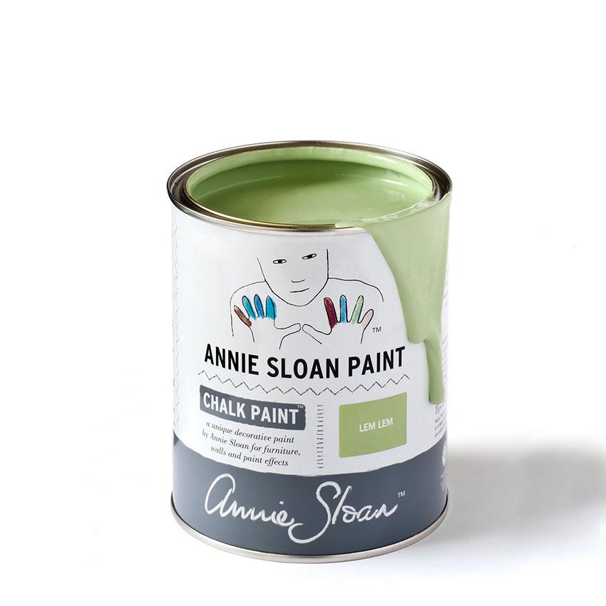 Lem Lem Chalk Paint kredna barva Annie Sloan Farbarela