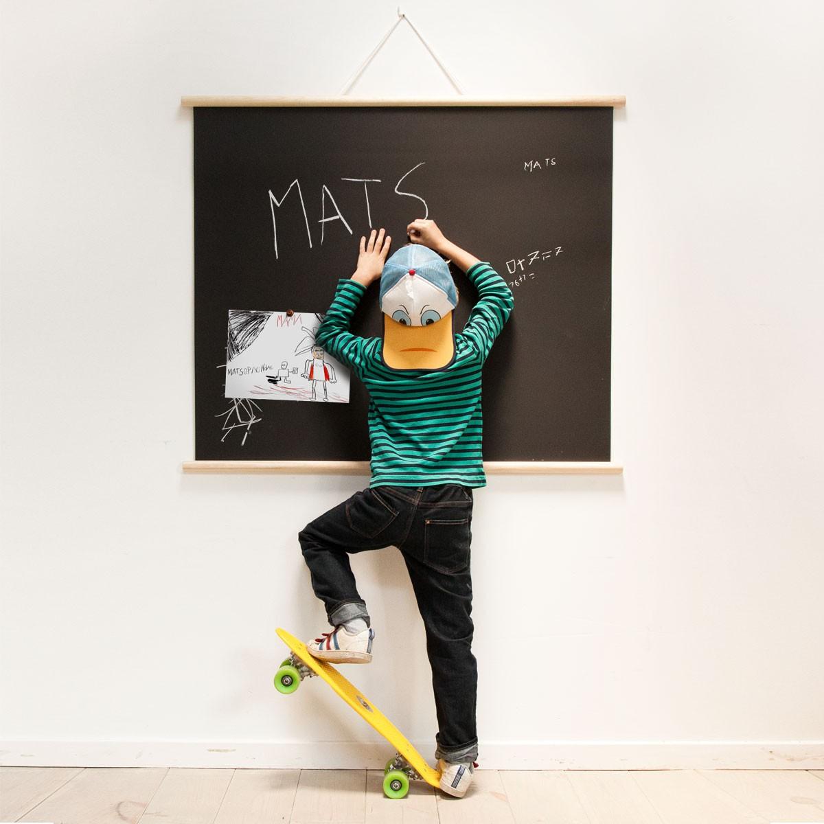 Chalkboard_poster_GrovvyMagnets