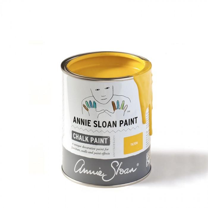 Tilton Chalk Paint kredna barva Annie Sloan Farbarela