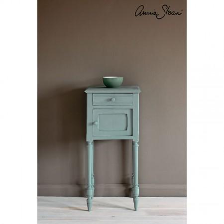 Svenska Blue Chalk Paint kredna barva Annie Sloan Farbarela