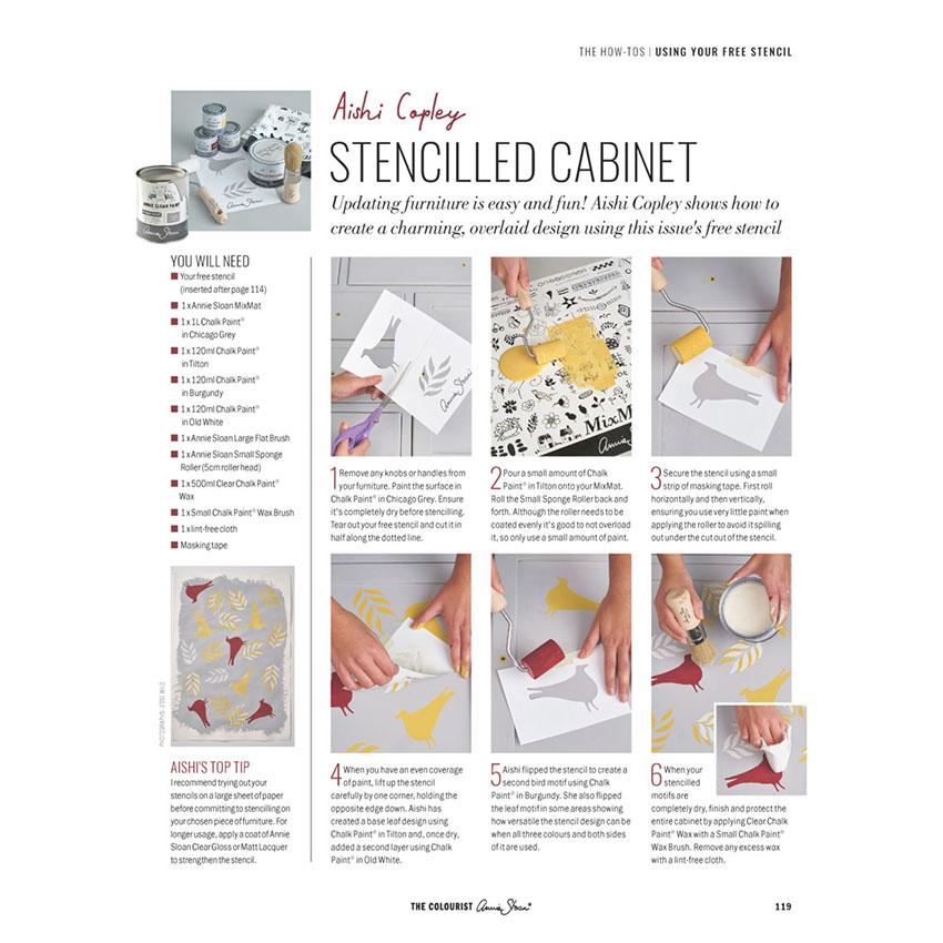 The-Colourist-2 bookazine revija