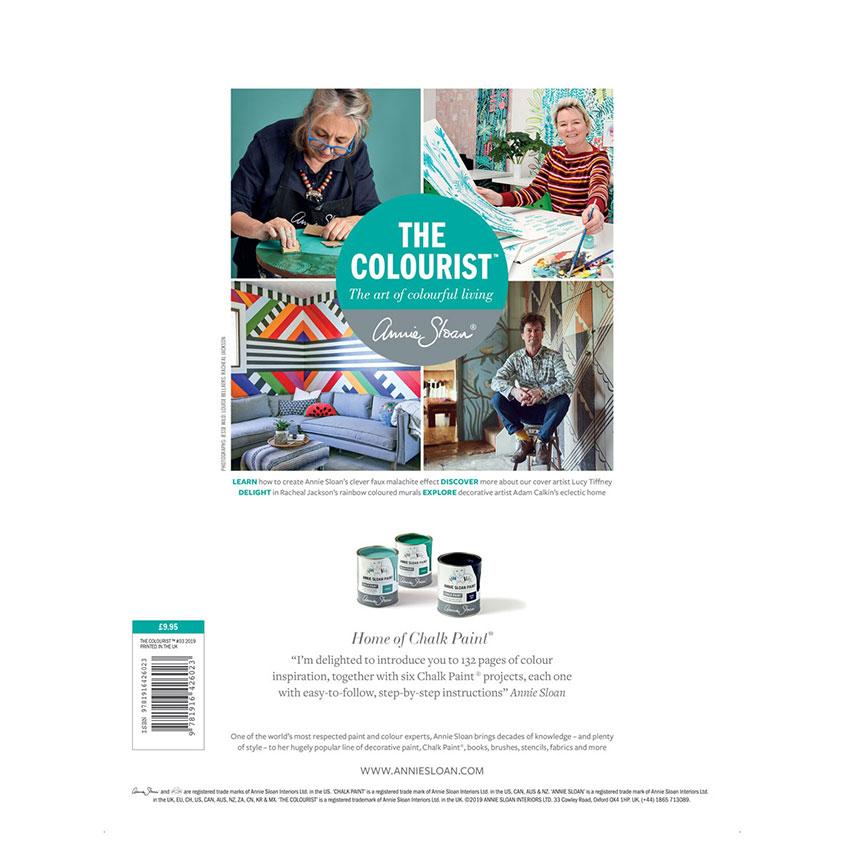 the-colourist-issue-3-bookazine-chalk-paint-farbarela