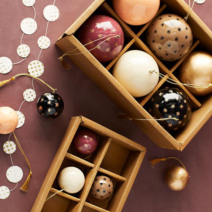 Set božičnih okraskov Madam Stoltz