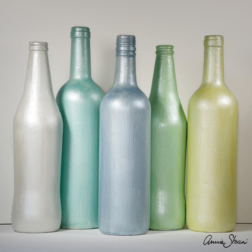 Pearlescent Glaze Annie Sloan Farbarela