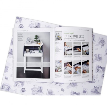 The-Colourist-Issue-4-page-118-and-119-and-the-Oxford-Toile-paper-pull-out