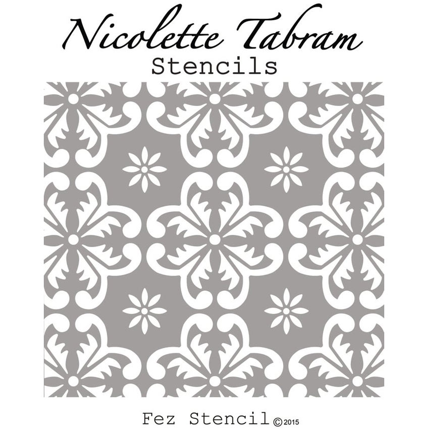 Šablona Fez Nicolette Tabram