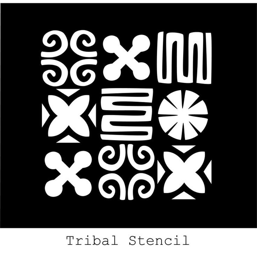 Šablona Tribal Nicolette Tabram