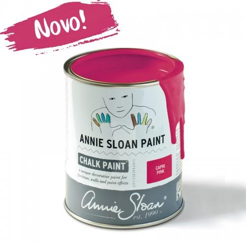 Capri-Pink-Farbarela-Chalk-Paint kredna barva